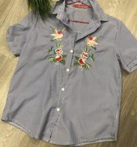 Блузка. Рубашка.evona