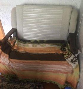 Двухместное кресло