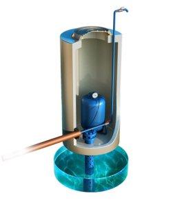 кессон для скважины цельномонолитный