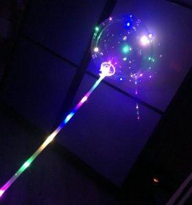 Шары bobo Светящиеся LED шары на праздник и ОПТ