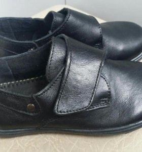 Туфли новые 28р. Нат. кожа