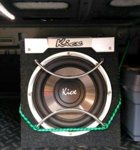 Сабвуфер KICX ICQ-250BA