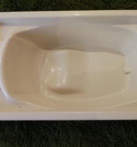 Ванна и горка для купания