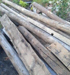 бревна на дрова