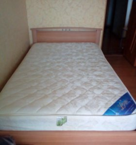 Кровать по матрасу 120х200 см