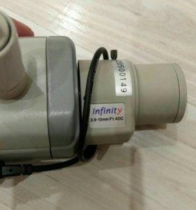 Аналоговые камеры для видеонаблюдения.
