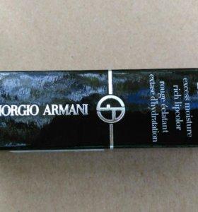 Помада Giorgio Armani в оттенке 202 milano