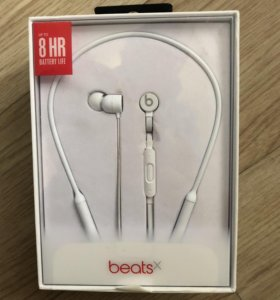 Наушники Apple Beats X (Bluetooth)