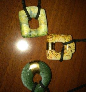 Арома кулоны пакетом керамические