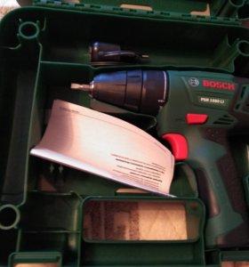 Шуруповерт Bosch PSR 1080LI