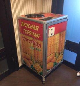 Тележка для горячей кукурузы