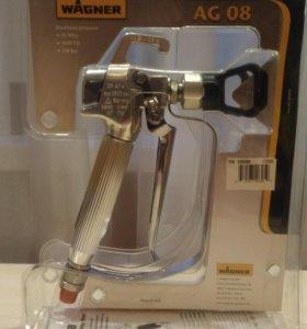 Пистолет окрасочный WAGNER