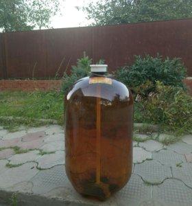 Бутылка. 30 литров. Многоразовая. Под вино и т.д.
