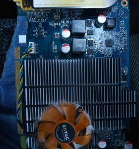 Видиокарта Zotac Gt220 1GB
