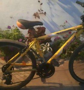 велосипед камета-master