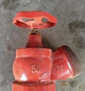 Вентиль пожарный