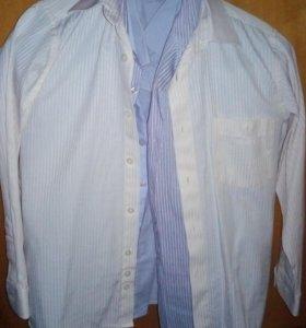 Рубашки рост 120