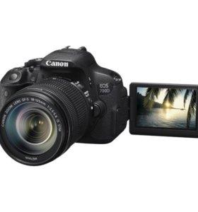 Продам Canon EOS 700D Kit 18-135 IS STM Black