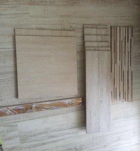 Плитки керамические глазурованные