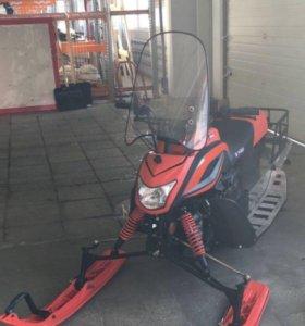 Продам снегоход Динго т150