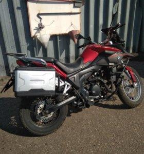Мотоцикл зоншен 250 rs