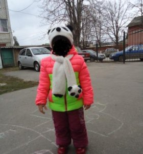 куртка и штаны весна - осень