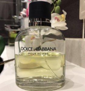 Оригинал Dolce gabbana pour homme 65 ml