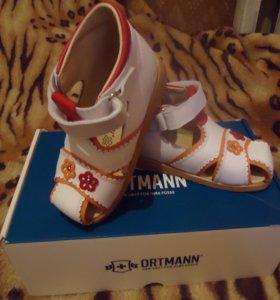 ортопедическая обувь ORTMANN новая в коробке