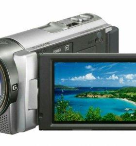 Видеокамера сони