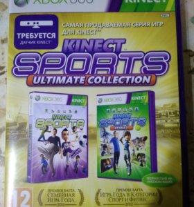 "Игра на хbox 360 ""Kinect sports. Ultimate..."""