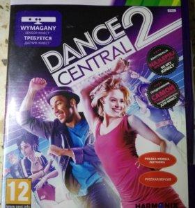 "Игра на хbox 360 ""Dance central 2"""