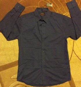Рубашка Pierre Cardin новая 48(м)