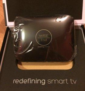 Android Смарт ТВ приставка WISE TIVI