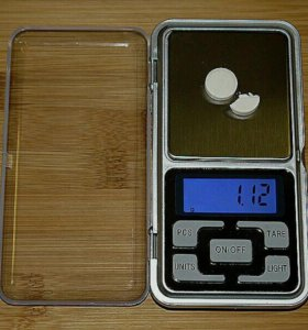 Весы для таблеток