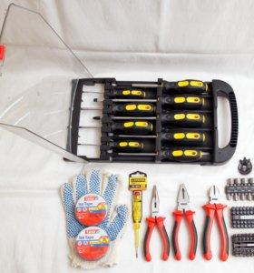Набор Инструмента новый для дома и гаража