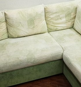 Продаю угловой диван б/у