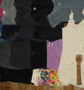 Пакет вещей(30шт.)на девочку 12-15 лет.