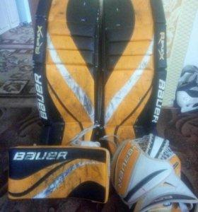 Вратарьская хоккейная форма