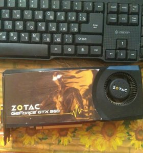 Zotac GTX 560 1GB