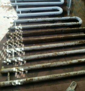 Трубы для отопления металл