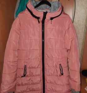 Куртка осень-весна .Срочно!!