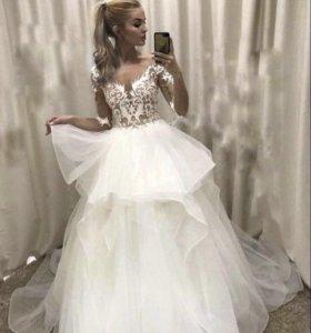 Свадебное платье на счастье