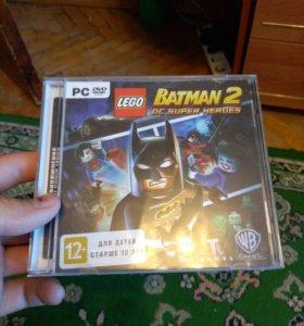 Batman2 DS super heroes