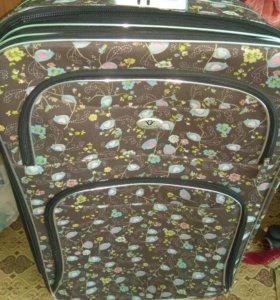 Чемодан сумка на колёсиках