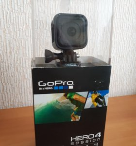 Камера GoPro Hero4 Session