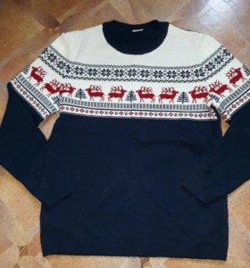 Новый свитер 48 размер