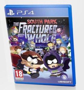 Игра на ps4 South Park
