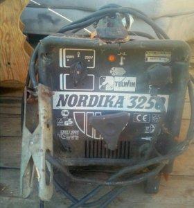Сворочный аппарат нордика