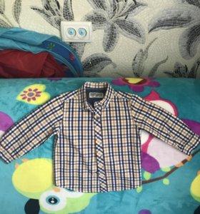 Продам рубашку NEXT р 86