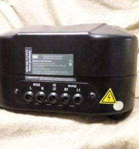 Стабилизатор напряжения электронный, на 3 кВт